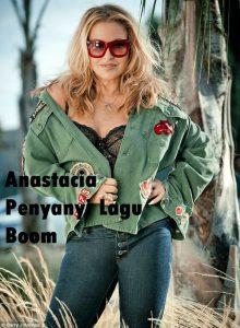 Anastacia Penyanyi Lagu Boom