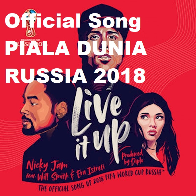 Lagu Nicky James Dalam World Cup 2018 Russia