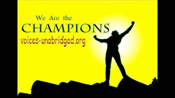 Arti Lagu We Are the Champions