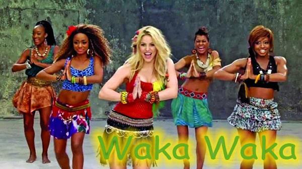 Waka Waka This Time for Africa Piala Dunia 2010